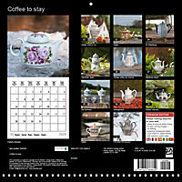 Coffee to stay (Wall Calendar 2019 300 × 300 mm Square) - Produktdetailbild 13