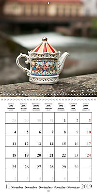 Coffee to stay (Wall Calendar 2019 300 × 300 mm Square) - Produktdetailbild 11