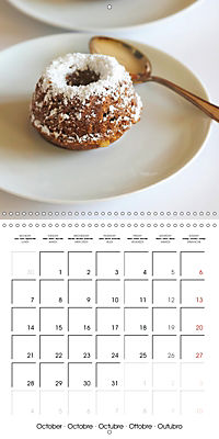 coffee (Wall Calendar 2019 300 × 300 mm Square) - Produktdetailbild 10