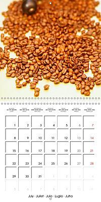coffee (Wall Calendar 2019 300 × 300 mm Square) - Produktdetailbild 7