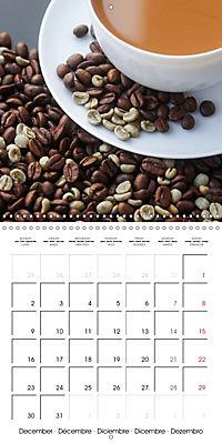 coffee (Wall Calendar 2019 300 × 300 mm Square) - Produktdetailbild 12