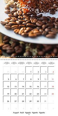 coffee (Wall Calendar 2019 300 × 300 mm Square) - Produktdetailbild 8
