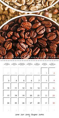 coffee (Wall Calendar 2019 300 × 300 mm Square) - Produktdetailbild 6