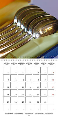coffee (Wall Calendar 2019 300 × 300 mm Square) - Produktdetailbild 11