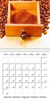 coffee (Wall Calendar 2019 300 × 300 mm Square) - Produktdetailbild 9