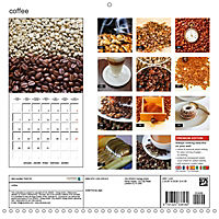 coffee (Wall Calendar 2019 300 × 300 mm Square) - Produktdetailbild 13