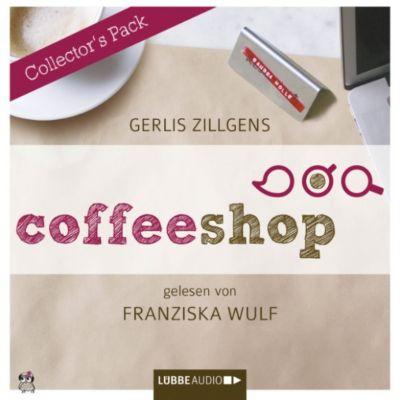 Coffeeshop: Coffeeshop - Collector's Pack, Folgen 1 - 12, Gerlis Zillgens
