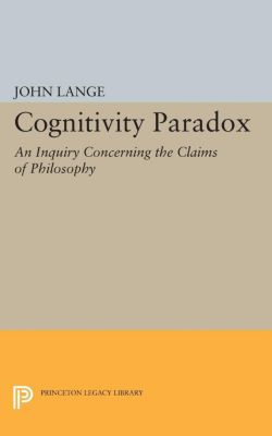 Cognitivity Paradox, John Lange