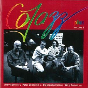 Cojazz Plus Vol. 2, Andy Scherrer