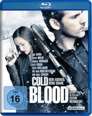 Cold Blood, Zach Dean