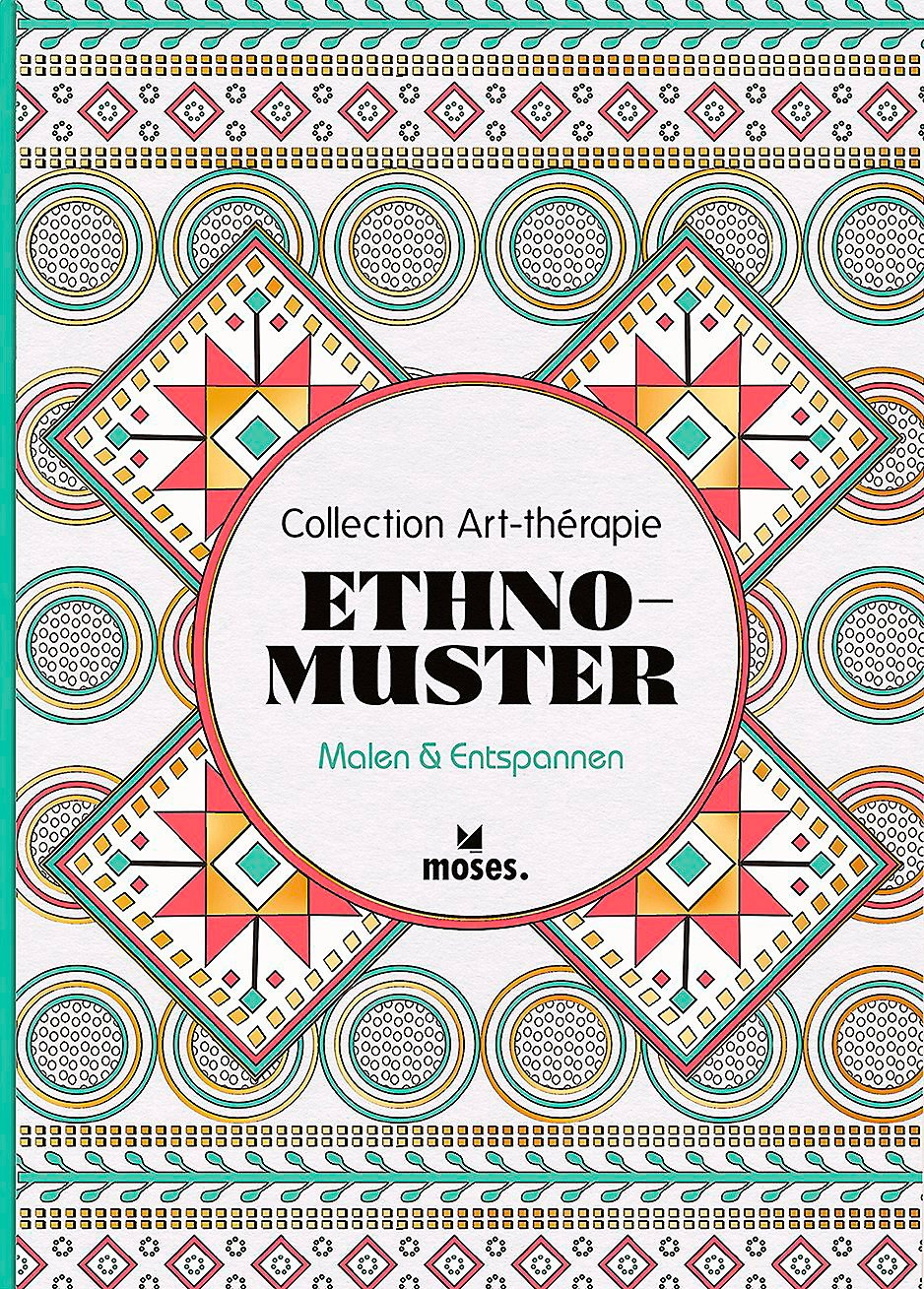 Ethno Muster collection art-thérapie: ethno-muster buch - weltbild.ch