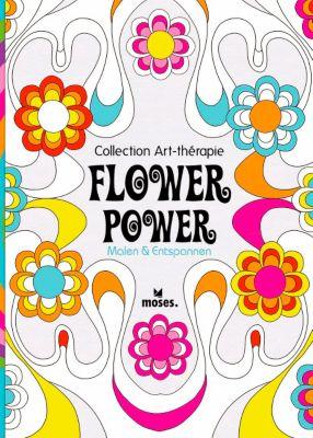 Collection Art-thérapie: Flower Power
