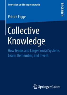 Collective Knowledge, Patrick Figge