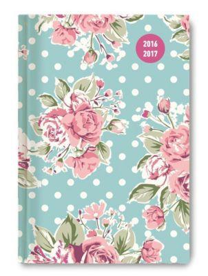 collegetimer a5 roses 2016 2017 kalender bei kaufen. Black Bedroom Furniture Sets. Home Design Ideas