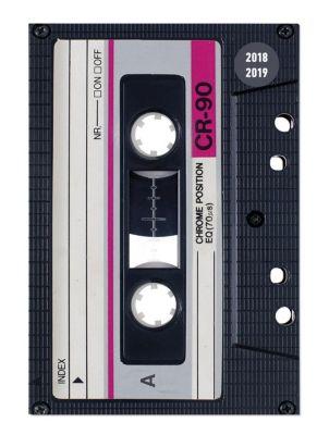Collegetimer Tape 2018/2019, ALPHA EDITION