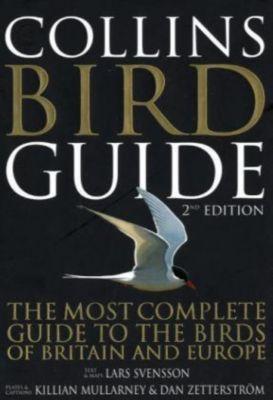 Collins Bird Guide, Lars Svensson, Killian Mullarney, Dan Zetterström