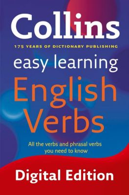Collins: Easy Learning English Verbs (Collins Easy Learning English)