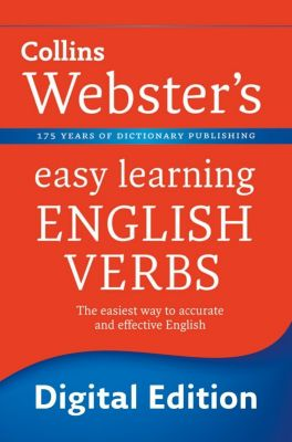 Collins: English Verbs (Collins Webster's Easy Learning)