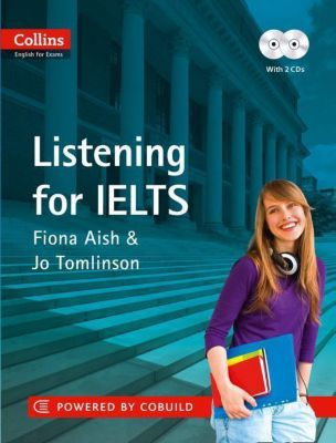 Collins Listening For Ielts, w. CD, Fiona Aish, Jo Tomlinson