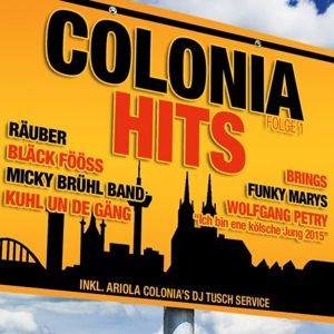 Colonia Hits Vol.1, Various