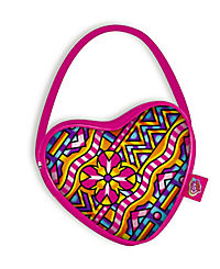 "Color Me Mine - Color Change ""Heart Bag"" - Produktdetailbild 1"