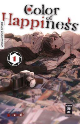 Color of Happiness, HAKURI