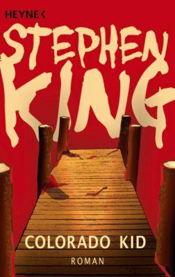 Colorado Kid - Stephen King pdf epub
