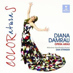 Coloraturas, Diana Damrau, Ettinger, Mro