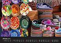 Colorful Mexico (Wall Calendar 2019 DIN A4 Landscape) - Produktdetailbild 1