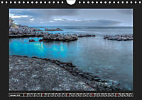 Colorful Tenerife / UK-Version (Wall Calendar 2019 DIN A4 Landscape) - Produktdetailbild 1