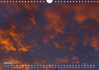 Coloured skies (Wall Calendar 2019 DIN A4 Landscape) - Produktdetailbild 1