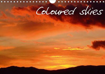 Coloured skies (Wall Calendar 2019 DIN A4 Landscape), Ivan Marko Tomljenovic