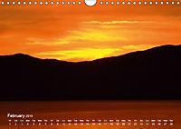 Coloured skies (Wall Calendar 2019 DIN A4 Landscape) - Produktdetailbild 2