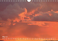 Coloured skies (Wall Calendar 2019 DIN A4 Landscape) - Produktdetailbild 5