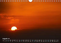 Coloured skies (Wall Calendar 2019 DIN A4 Landscape) - Produktdetailbild 8