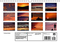 Coloured skies (Wall Calendar 2019 DIN A4 Landscape) - Produktdetailbild 13