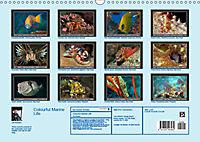 Colourful Marine Life (Wall Calendar 2019 DIN A3 Landscape) - Produktdetailbild 13