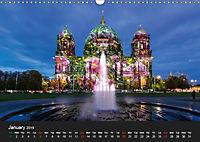 Colours of Berlin (Wall Calendar 2019 DIN A3 Landscape) - Produktdetailbild 1
