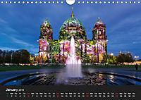 Colours of Berlin (Wall Calendar 2019 DIN A4 Landscape) - Produktdetailbild 1