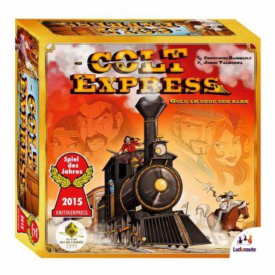 Colt Express (Spiel des Jahres)