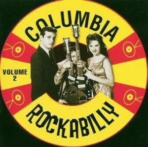 Columbia Rockabilly Vol. 2, Diverse Interpreten