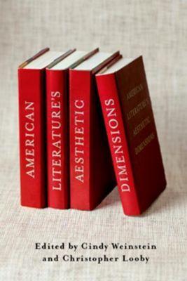 Columbia University Press: American Literature's Aesthetic Dimensions