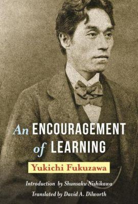 Columbia University Press: An Encouragement of Learning, Yukichi Fukuzawa