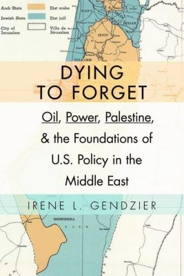 Columbia University Press: Dying to Forget, Irene L. Gendzier