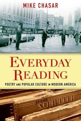 Columbia University Press: Everyday Reading, Mike Chasar