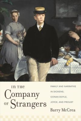 Columbia University Press: In the Company of Strangers, Barry McCrea