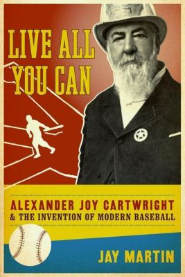 Columbia University Press: Live All You Can, Jay Martin