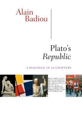 Columbia University Press: Plato's Republic, Alain Badiou