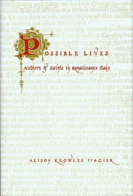 Columbia University Press: Possible Lives, Alison Knowles Frazier