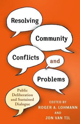 Columbia University Press: Resolving Community Conflicts and Problems